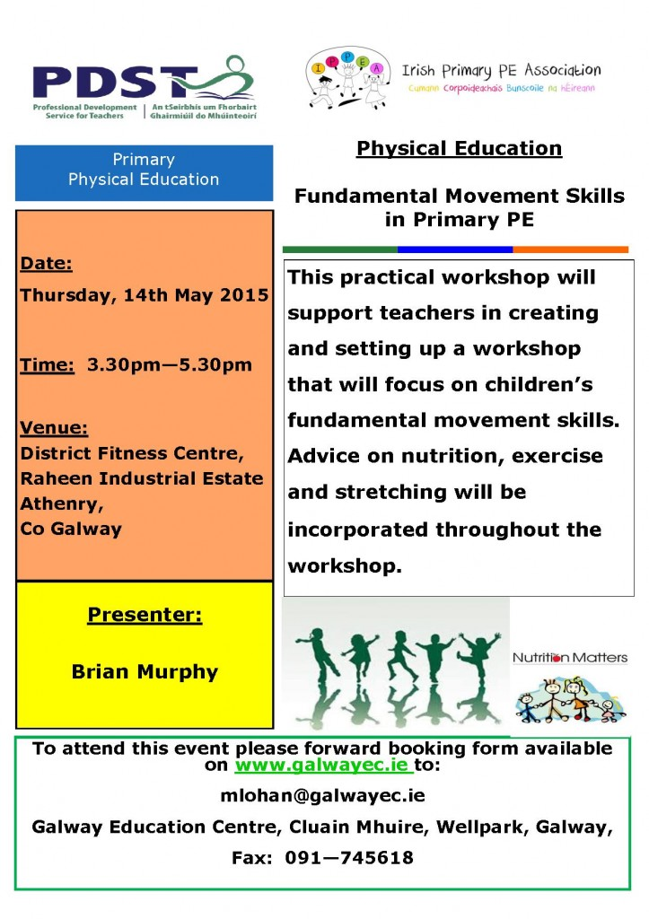 Galway PE CoP FMS May 2015 (1) (1)