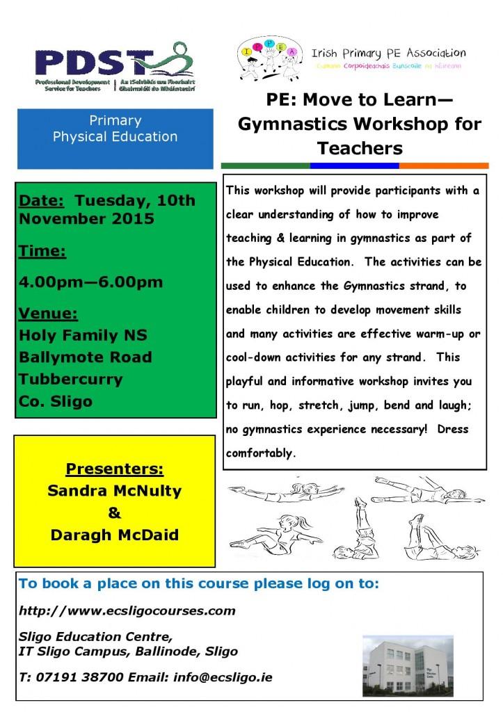 Move to Learn-Gymnastics Workshop for Teachers - 10th November Sligo (1)-page-001