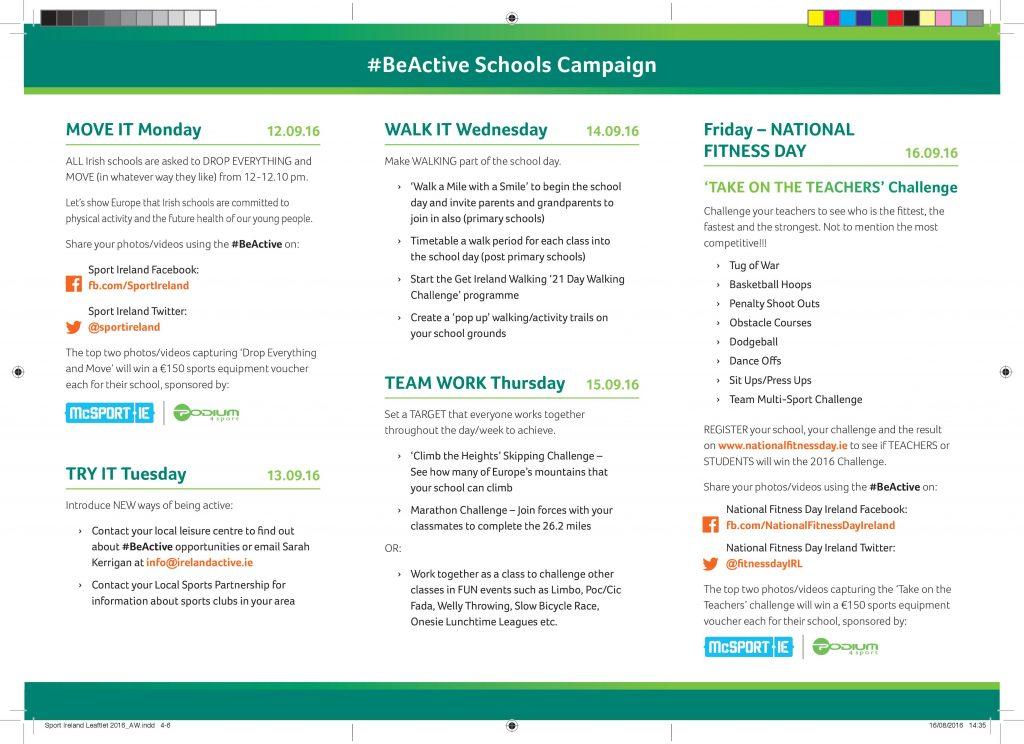 Schools Campaign 2