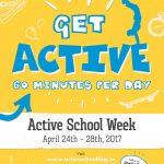 Active School Week 24-28th April 2017