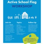 Active School Flag Workshops Dates and Venues 2017 2018 click on image for information