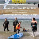 Volunteer Call Summer Camp in Sligo